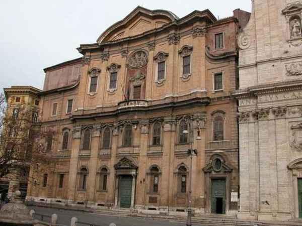 архитектурные стили: барокко