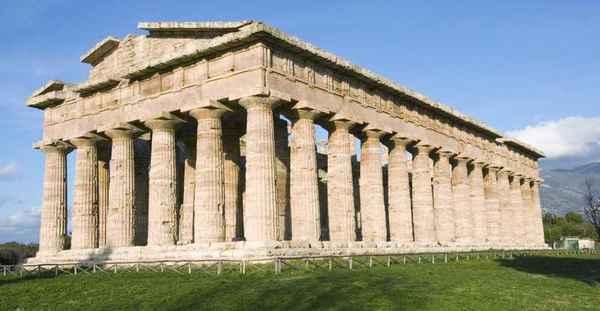 Древнегреческий архитектурный стиль
