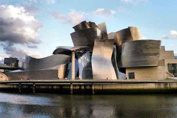 стили в архитектуре: деконструктивизм