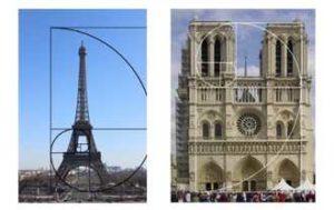 Золотое сечение в архитектуре Парижа