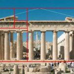 Пример золотого сечения в архитектуре Древней Греции