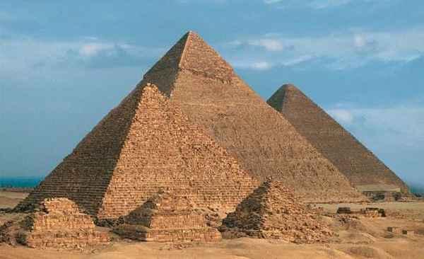 Стили в архитектуре: древнеегипетская