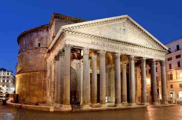 Древнеримский архитектурный стиль