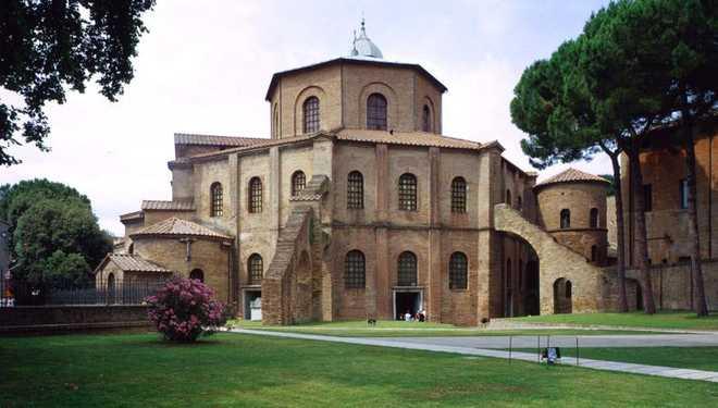 Архитектурные стили: византийский
