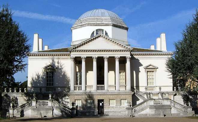 Шедевр классицизма: вилла Чисвик хаус