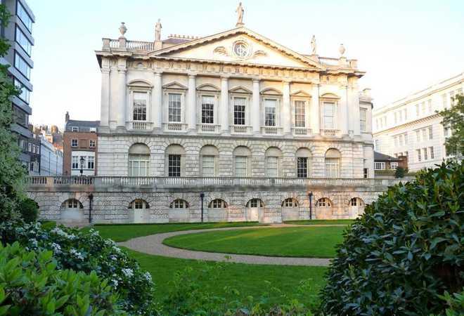 Архитектура классицизма а Англии
