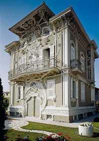 Модерн в архитектуре пример Италии 1