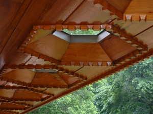 Органическая архитектура Райта: дом в Кентук Кноб