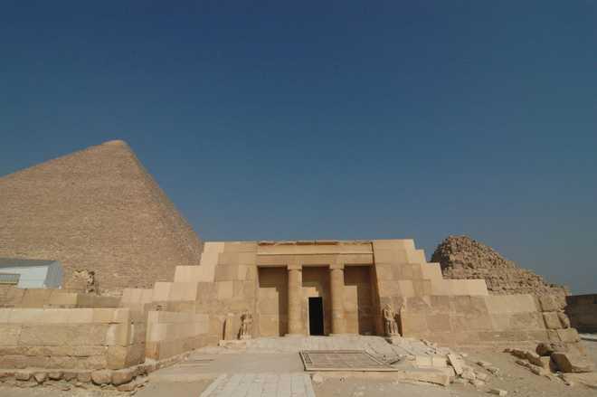 Архитектура Древнего Египта: мастаба