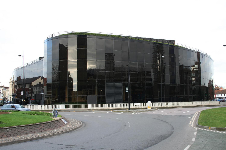 Здание Уиллиса - пример органической архитектуры