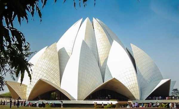 Органическая архитектура Индии
