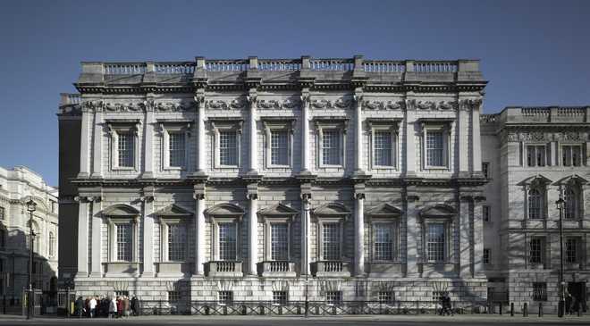 классицизм в архитектуре Англии