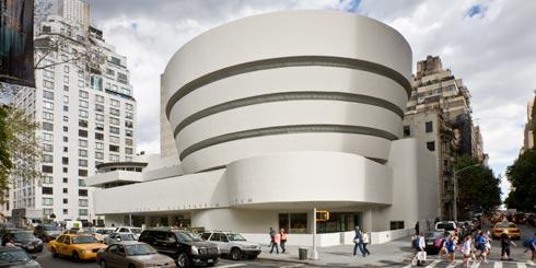 Органическая архитектура Райта: музей Гугенхайма в Нью-Йорке
