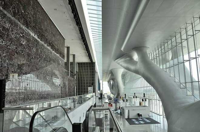 Органическая архитектура Арата Исозаки