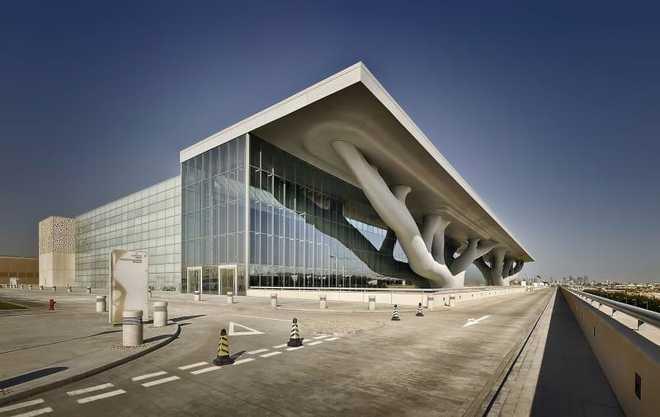 Органическая архитектура Катара