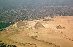 Архитектура Древнего Египта: пирамиды Гиза
