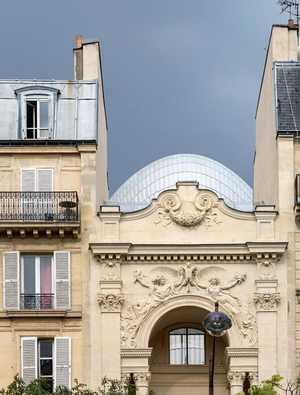 Органическая архитектура Р. Пиано в Париже