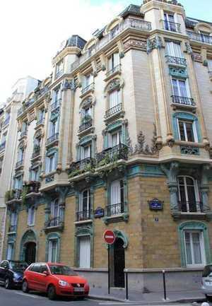 Модерн в архитектуре Франции (Ар нуво) 2