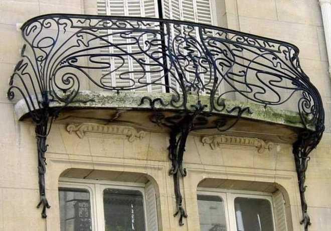 Модерн в архитектуре Франции 4