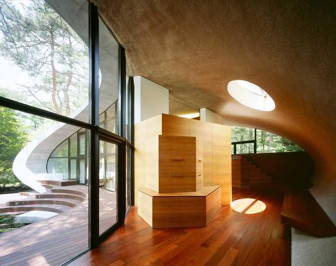 Органическая архитектура пример