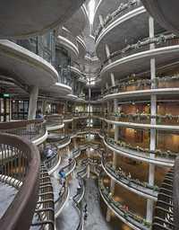 органическая архитектура в Сингапуре