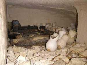 Долина Царей в Египте: могила №63