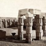 Луксор. Египет. Колонный зал Луксорского храма