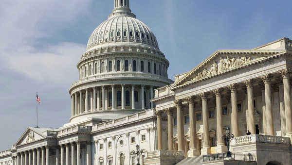 эклектика в архитектуре: капитолий в Вашингтоне