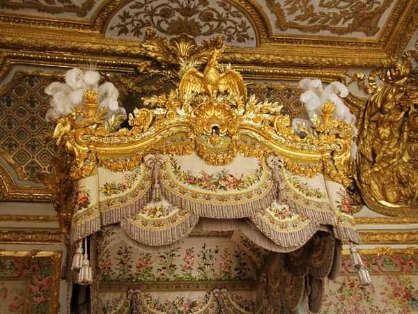 рококо в архитектуре Версаля