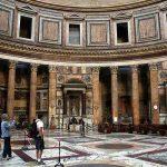 Пантеон в Италии внутри