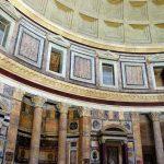 Римский Пантеон: фото внутри