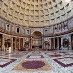 Интерьер Пантеона в Риме