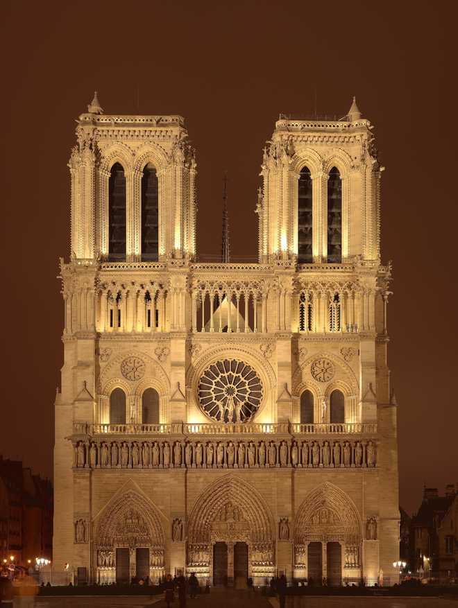готические соборы средневековья