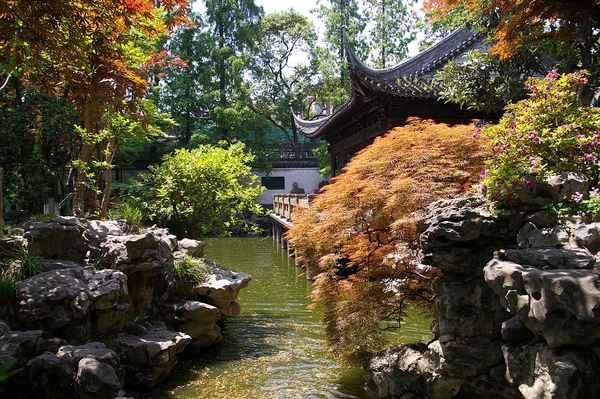 садово-парковое искусство Китая
