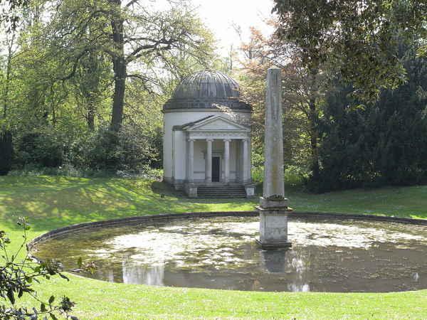 Ландшафтный дизайн сада: английский стиль