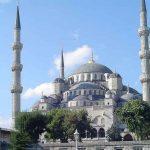Голубая мечеть в Стамбуле, Турции