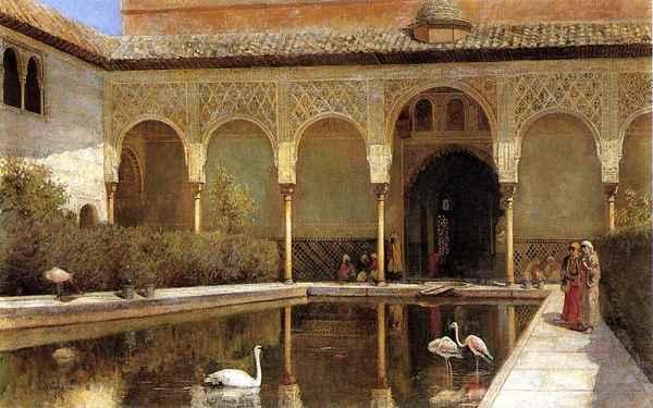 мавританские сады
