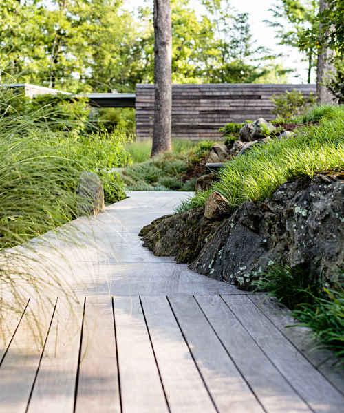 Ландшафтный дизайн сада: пейзажный стильа