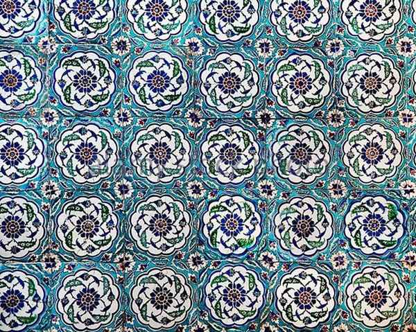 Плитка Голубой мечети