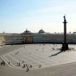 Александрийский столп в Санкт-Петербурге