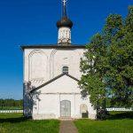 Борисоглебская церковь в Кидекшах