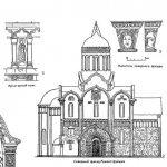 реконструкция Воронина георгиевского собора в Юрьеве-Польском