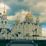 Владимиро-Суздальская Архитектура Древней Руси