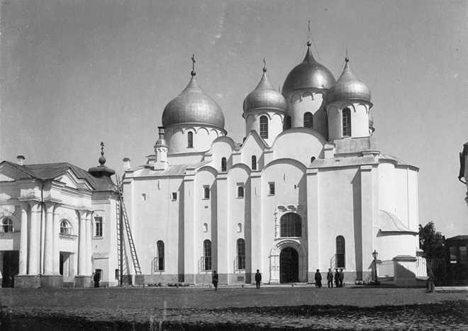 архитектура Руси 10 в
