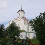 Собор княгинина монастыря во владимире