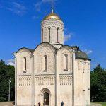 каменная архитектура древней руси