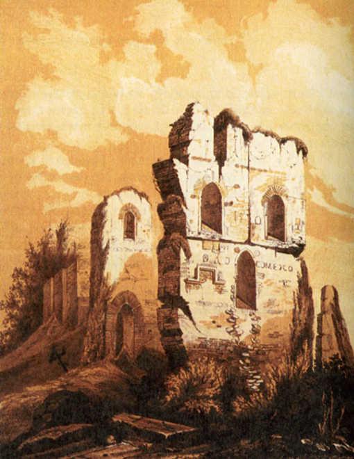 первый христианский храм Древней Руси