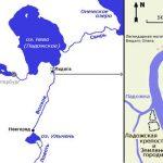 местоположение Любшанской крепсти