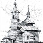 Деревянные храмы Руси