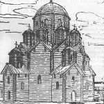 Деревянная София Новгородская
